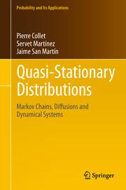 Quasi-Stationary Distributions