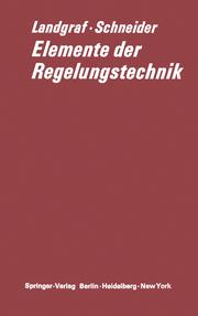 Elemente der Regelungstechnik