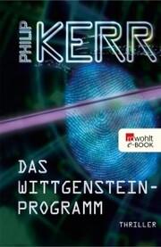 Das Wittgensteinprogramm
