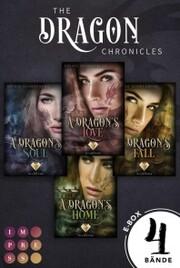 Sammelband der gefühlvollen Urban Fantasy Serie für Drachenfans (The Dragon Chronicles)