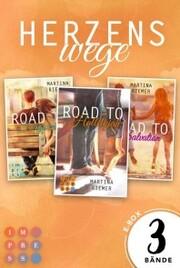 3 Liebesromane im Sammelband! (Herzenswege)