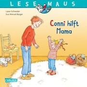 LESEMAUS: Conni hilft Mama