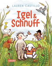 Igel und Schnuff - Cover