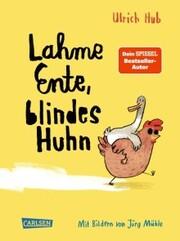 Lahme Ente, blindes Huhn - Cover