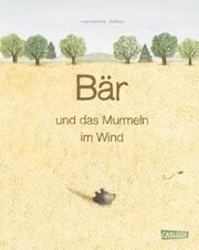 Bär und das Murmeln im Wind