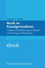 Musik im Kasualgottesdienst