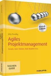 Agiles Projektmanagement - Cover