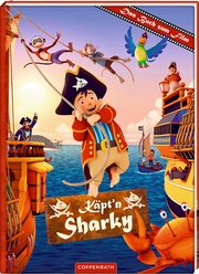 Käpt'n Sharky - Das Buch zum Film