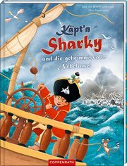 Käpt'n Sharky und die geheimnisvolle Nebelinsel - Cover