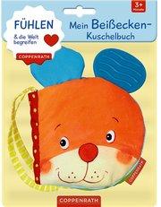 Mein Beißecken-Kuschelbuch: Kleiner Bär