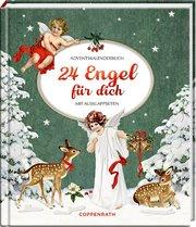 Adventskalenderbuch - 24 Engel für dich