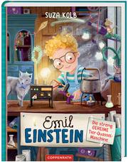 Emil Einstein - Die streng geheime Tier-Quassel-Maschine