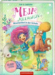 Meja Meergrün - Nixenwirbel in der Schule - Cover
