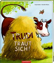 Trudi traut sich! - Cover