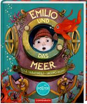 Emilio und das Meer - Cover