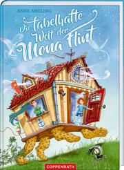 Die fabelhafte Welt der Mona Flint - Cover