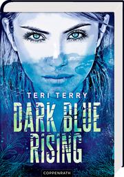 Dark Blue Rising - Cover