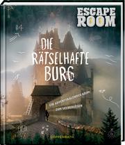 Escape Room - Die rätselhafte Burg - Cover