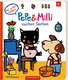 Pepe & Milli suchen Sachen