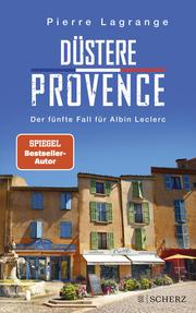 Düstere Provence - Cover