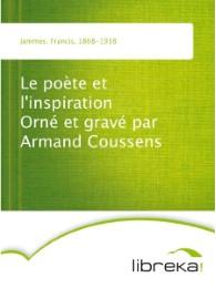 Le poète et l'inspiration Orné et gravé par Armand Coussens