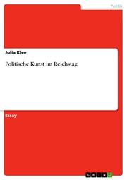Politische Kunst im Reichstag