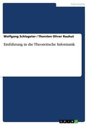Einführung in die Theoretische Informatik