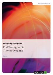 Einführung in die Thermodynamik