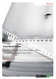 Losing weight in your sleep - loseweight easily and stay thin