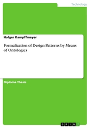 Formalization of Design Patterns by Means of Ontologies