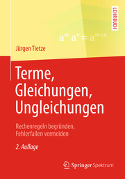 Terme, Gleichungen, Ungleichungen