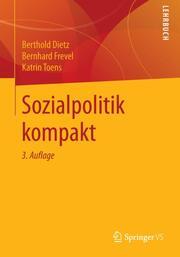 Sozialpolitik kompakt