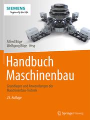 Handbuch Maschinenbau
