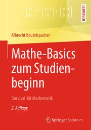 Mathe-Basics zum Studienbeginn
