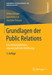 Grundlagen der Public Relations