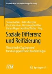 Soziale Differenz und Reifizierung