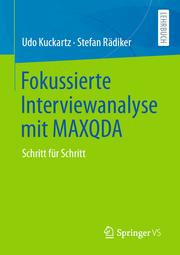 Fokussierte Interviewanalyse mit MAXQDA