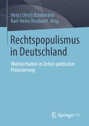Rechtspopulismus in Deutschland
