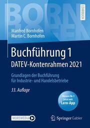 Buchführung 1 DATEV-Kontenrahmen 2021