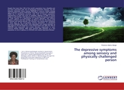 The depressive symptoms among sensory and physically challenged person