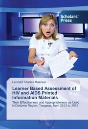 Learner Based Assessment of HIV and AIDS Printed Information Materials