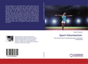 Sport Volunteerism