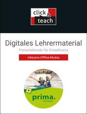 prima. click & teach Textband Box