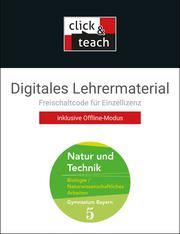Natur und Technik - Gymnasium Bayern