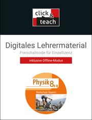 Physik Realschule BY click & teach 8 II/III Box