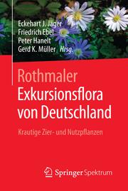 Rothmaler - Exkursionsflora von Deutschland 5