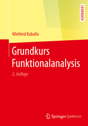 Grundkurs Funktionalanalysis