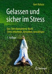 Gelassen und sicher im Stress - Cover