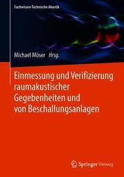 Einmessung und Verifizierung raumakustischer Gegebenheiten und von Beschallungsanlagen