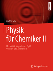 Physik für Chemiker II